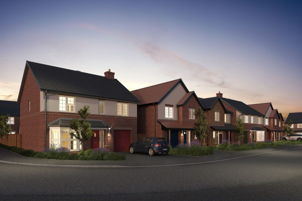 Guisborough Avant Homes