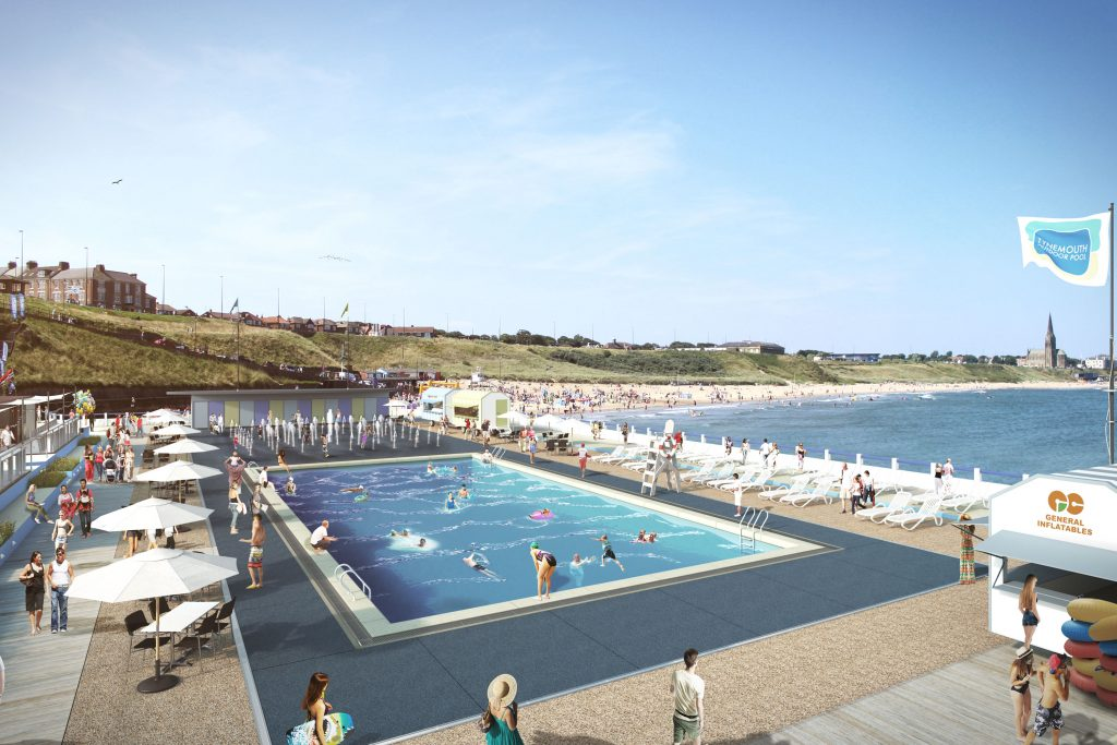 Tynemouth Outdoor Pool